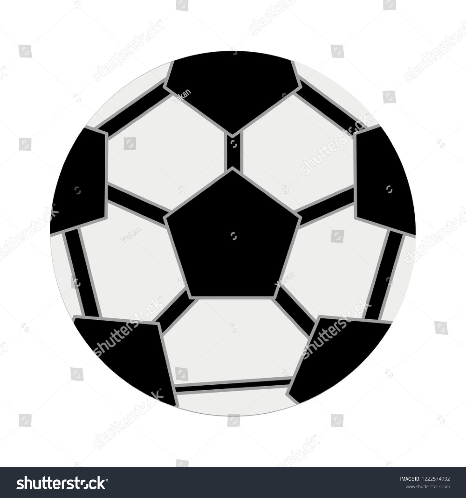 Soccer Sport Ball Icon Play Football Illustration Sports Sign Symbol Vector Play Game Icon Play Football Soccer Sport Soccer Soccer Sports Balls