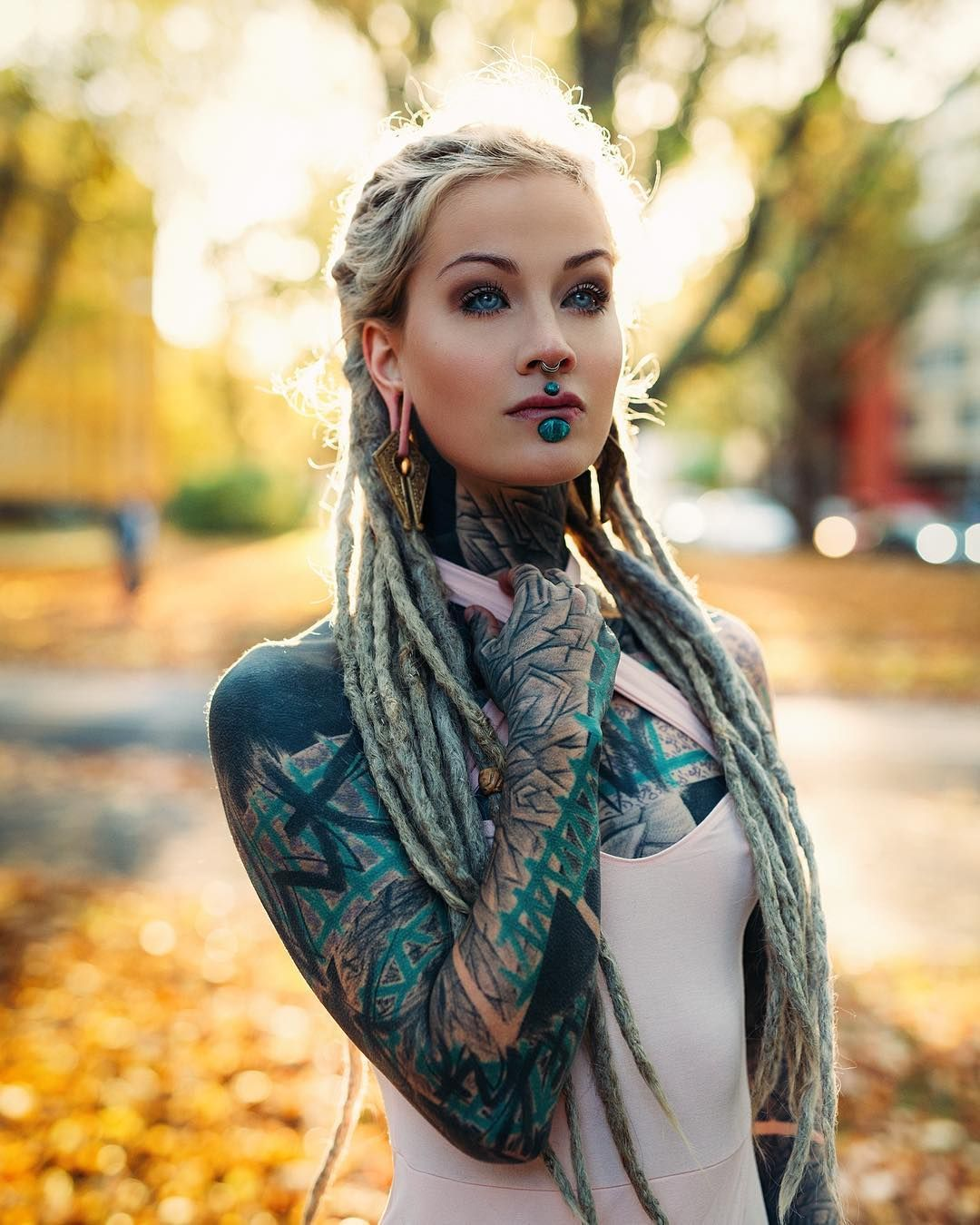 Inked girls nudes (71 images)
