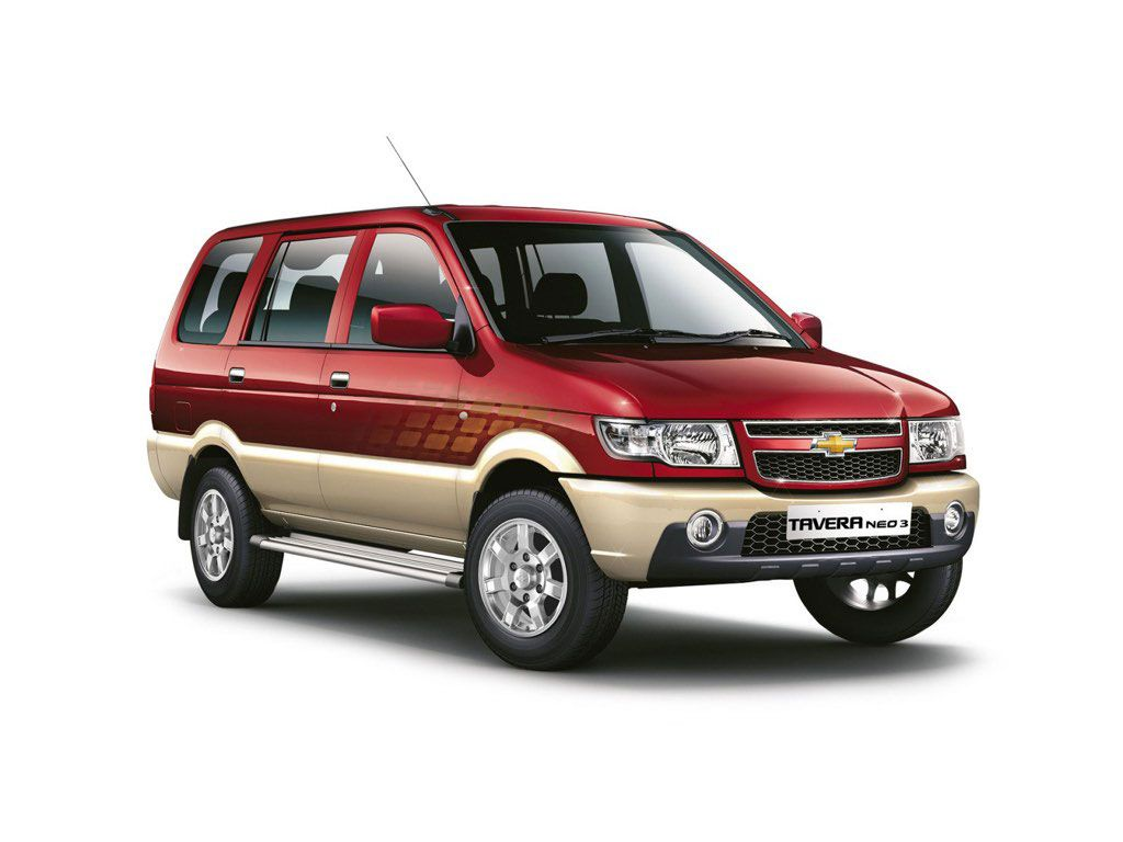 Chevrolet Sail Enjoy Tavera Discontinuation By April 2017 Car