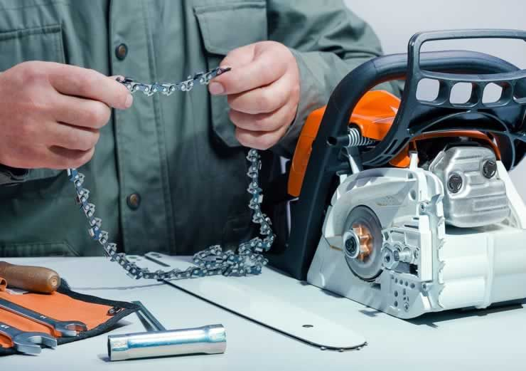 How To Measure Chainsaw Bar And Chain Length Handyman Tips Chainsaw Bars Chainsaw Chains Best Chainsaw Chain