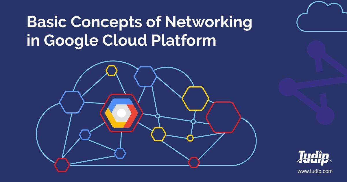 Basic Concepts Of Networking In Google Cloud Platform Cloud Platform Networking Basic Concepts