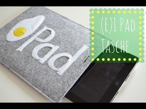 DIY | (E)I Pad Tasche