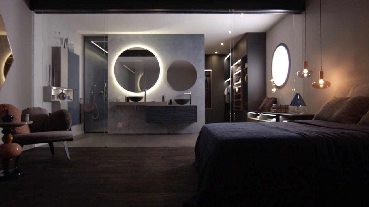 Best Salle De Bains Ouverte Sur Chambre