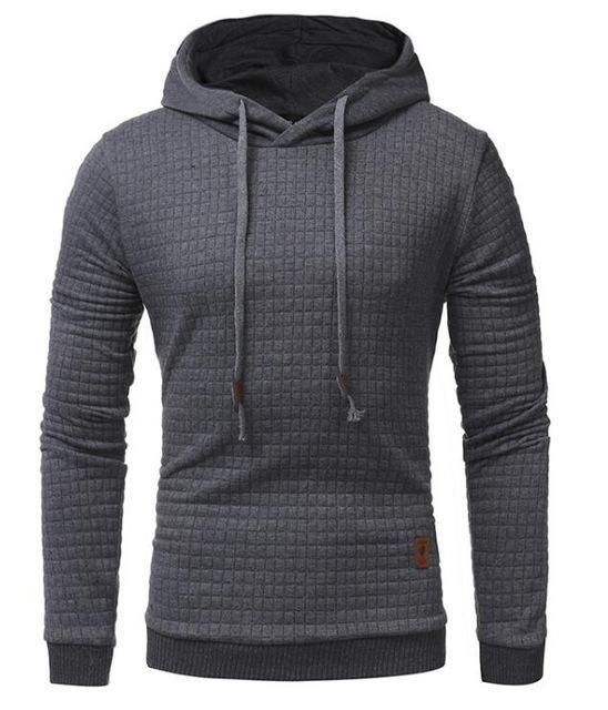 19c70d91 WEEKLY DEAL - Men's Goose Pullover Cotton Quilt Hoody   clothing ...