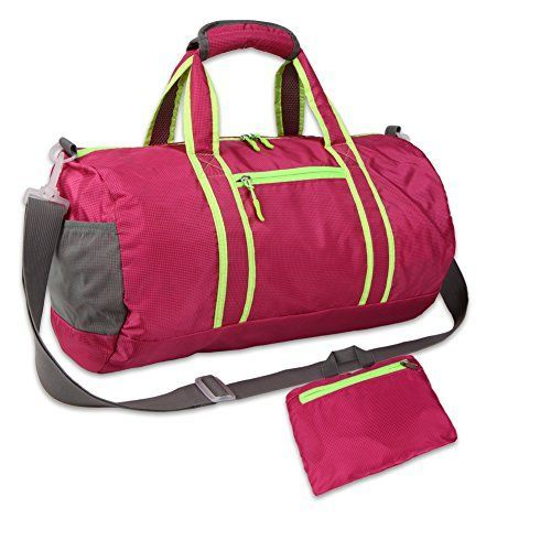 Freeprint Foldable Duffel Bag Travel Duffle Luggage Dance Small