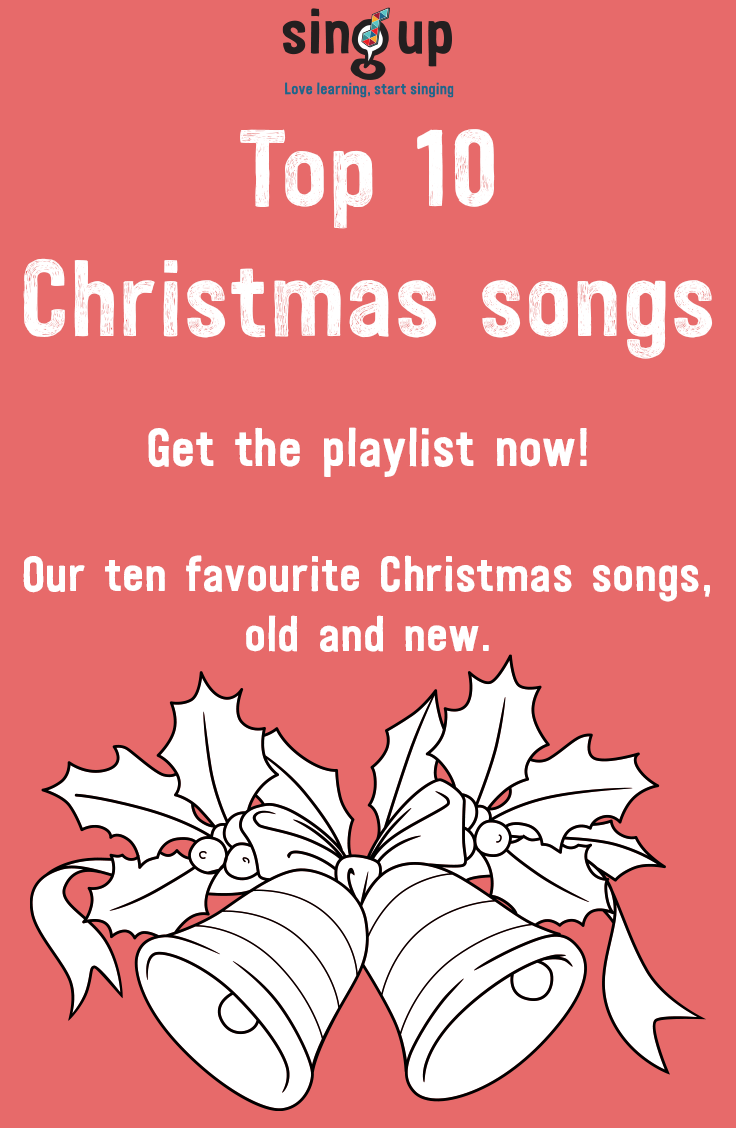 From pop hits to Christmas classics, try our top ten favourite ...