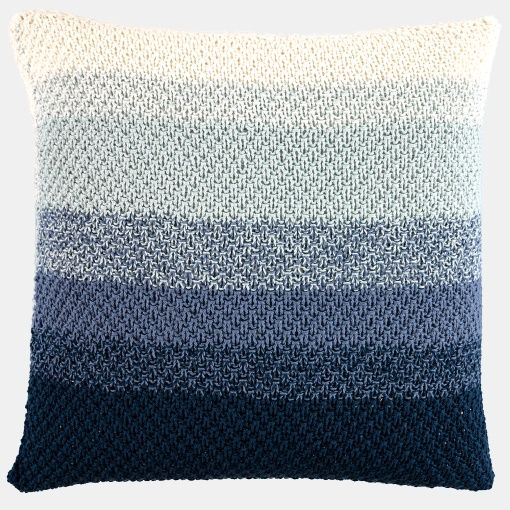 Tone On Tone Cushion Cover Stoff Stil Diy Pattern Free
