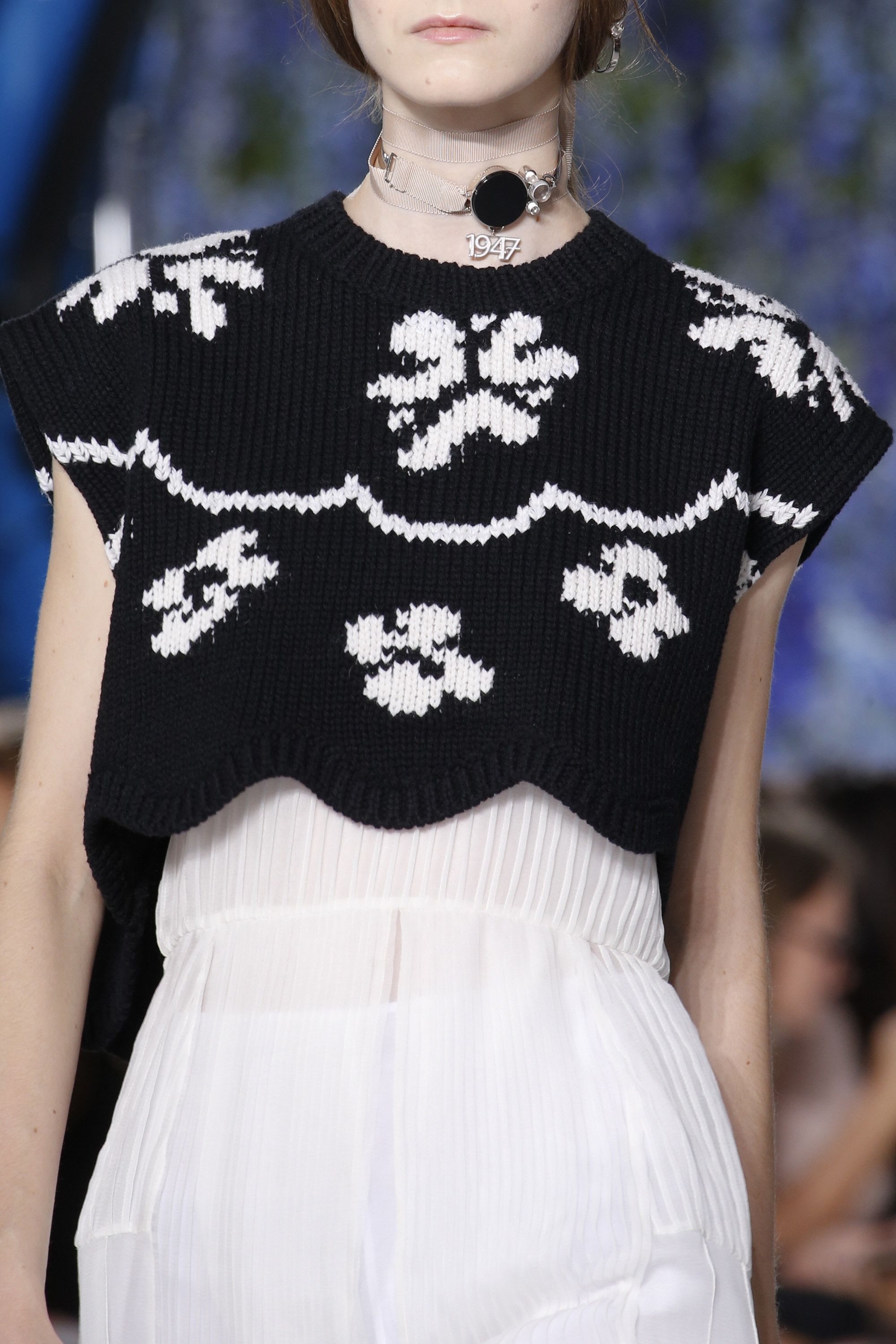 Christian Dior Spring 2016 Ready-to-Wear Fashion Show - Sofia Mechetner