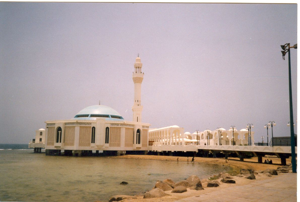 Jeddah mosque, Saudi Arabia