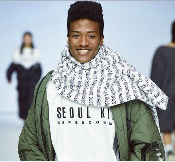 15 Year Old Nigerian Korean Model Han Hyun Min Is The First Black