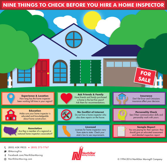 Nine Things To Know Before You Hire A Home Inspector