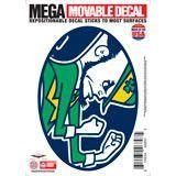 "Notre Dame Fighting Irish 5""x7"" Mega Decal"