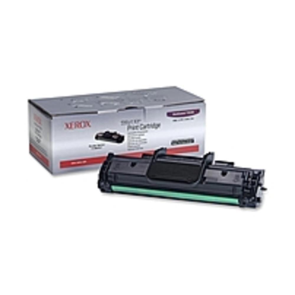 Xerox Black Smart Kit Print Cartridge Black Laser 3000 Page