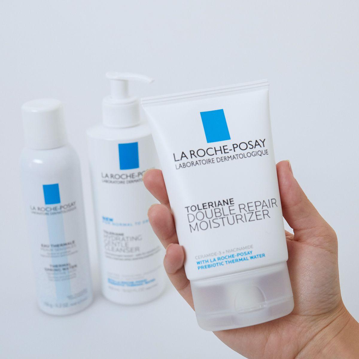 Toleriane Double Repair Face Moisturizer La Roche Posay Face Moisturizer Moisturizer For Sensitive Skin Moisturizer