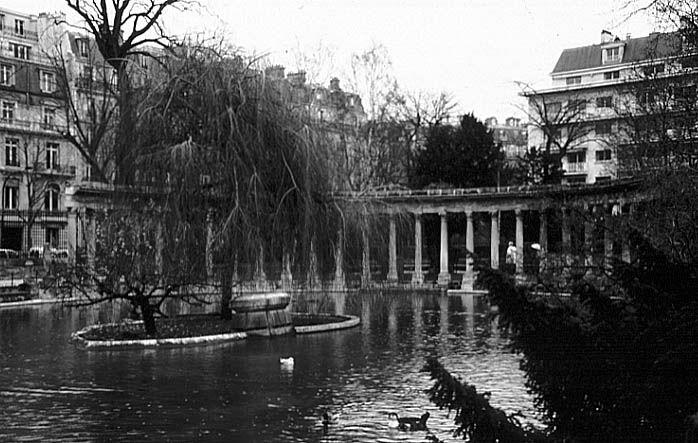 paris black and white photo | Photos - Paris in Black and White - Parc ...