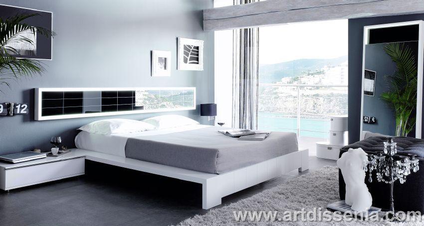 Decoracion super fashion modernos dormitorios matrimoniales deco bedrooms pinterest downy - Dormitorios matrimoniales modernos ...