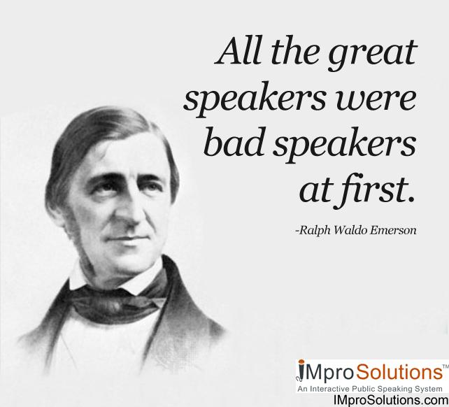Public Speaking Quotes 1