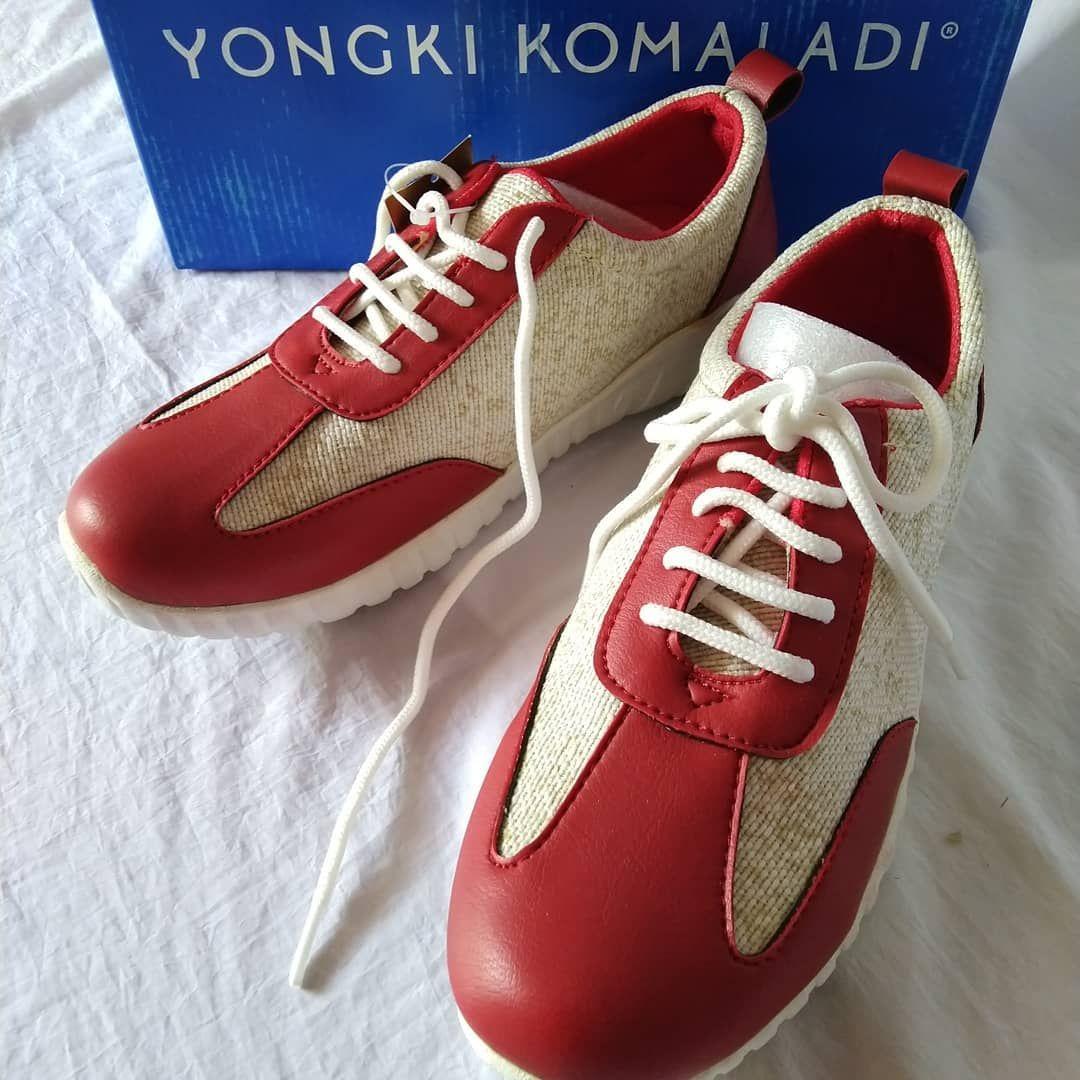 Sepatu Kasual Wanita Yongki Komaladi 100 Original Product