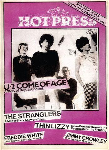 Resultado de imagem para U2 Come of Age – A Story of Boys in Control