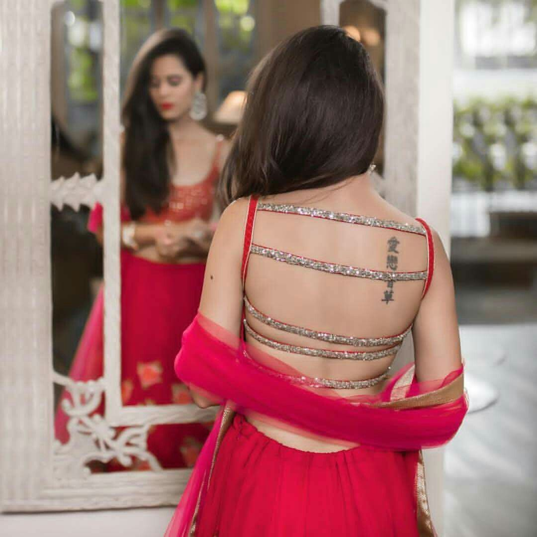 Pin By Ayu Sari On Ruchi Designs: Pin By Ruchi Nayak On Choli, Wedding Blouse Designs In