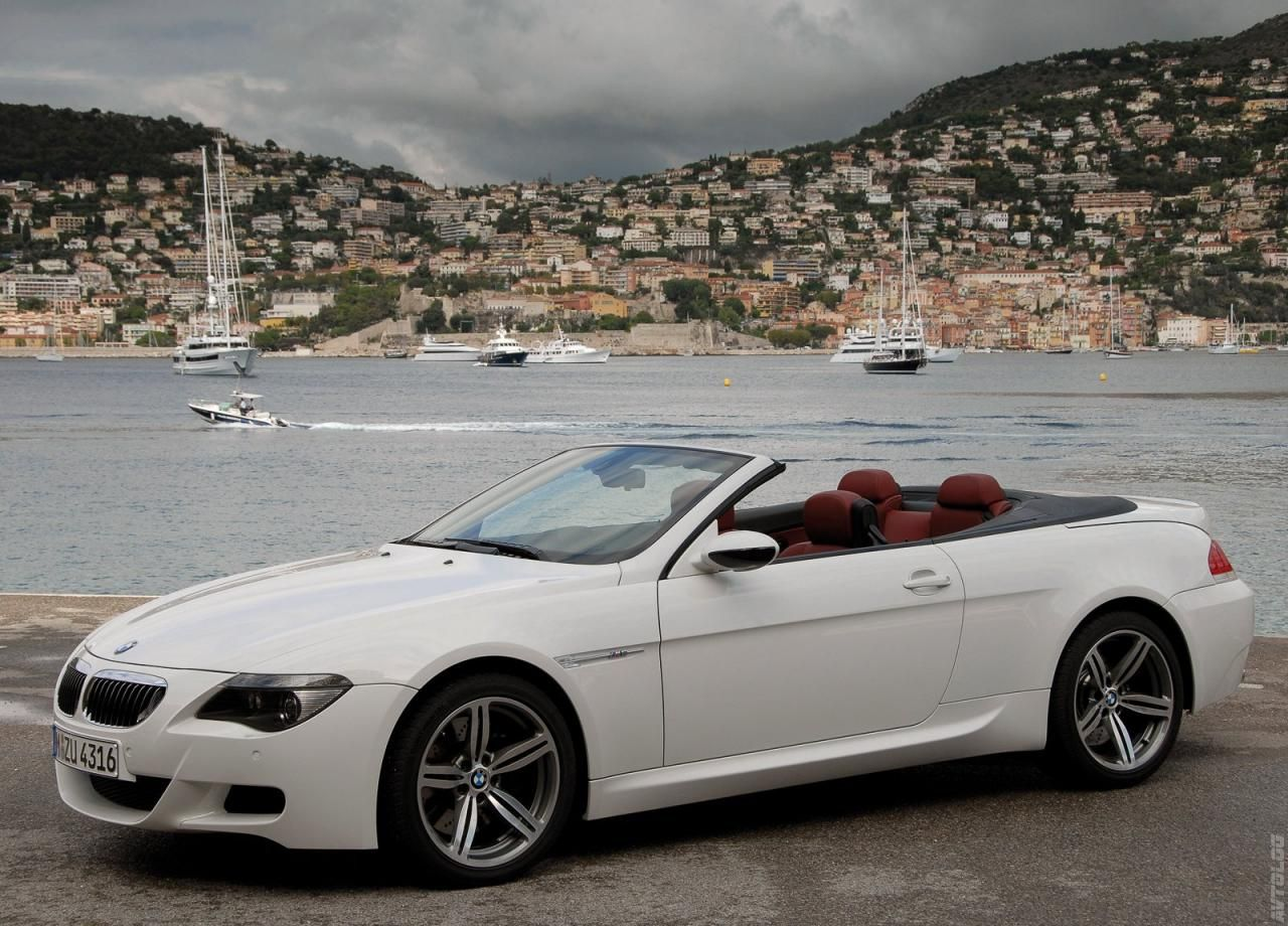 2007 Bmw M6 Cabrio With Images Bmw M6 Convertible Bmw Bmw
