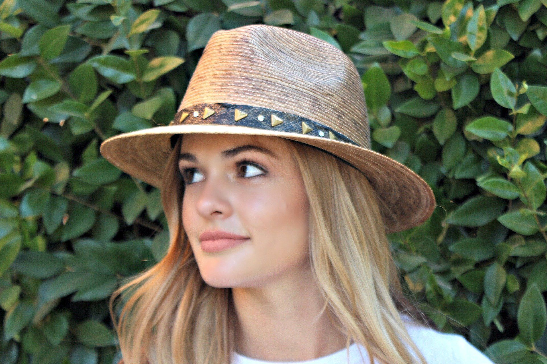 Handmade Palm Panama With Snakeskin Embellishment Summer Hats For Women Beach Hats Outfit Outfits With Hats