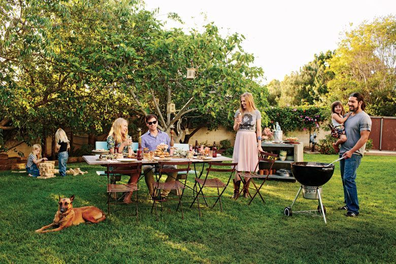 The A to Z Backyard Barbeque Guide  - Fitness & Health in San Diego -  Everything you need for a del...