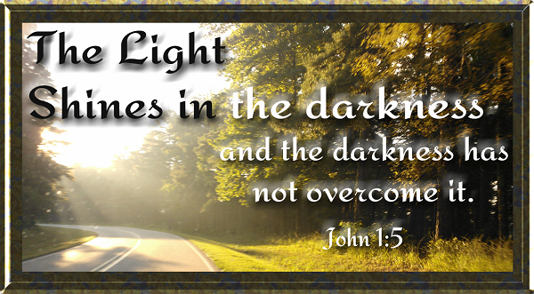 John 1:5 free scripture graphic