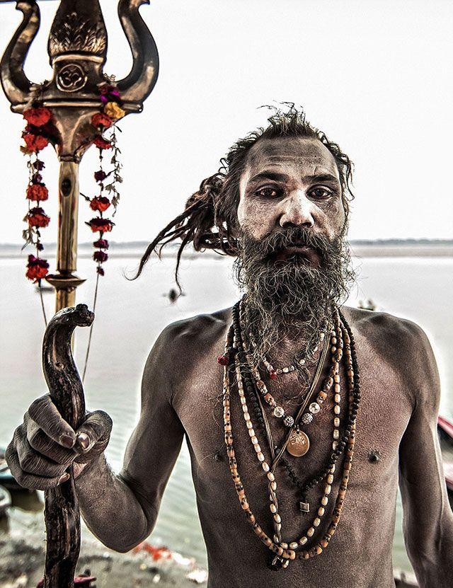 Meet The Aghori Sadhus, Aka The Cannibal Monks Of India   AGHORI