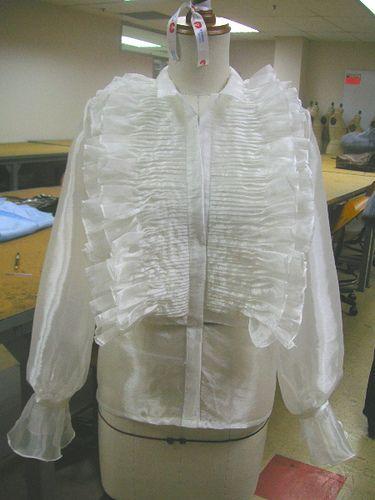dottydot@Craftster Liberace Top??!! - CLOTHING