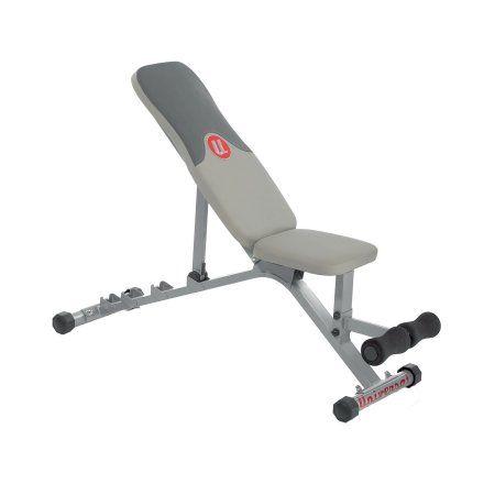 Tremendous Universal Ub300 Adjustable Bench Walmart Com H O M E G Y Machost Co Dining Chair Design Ideas Machostcouk