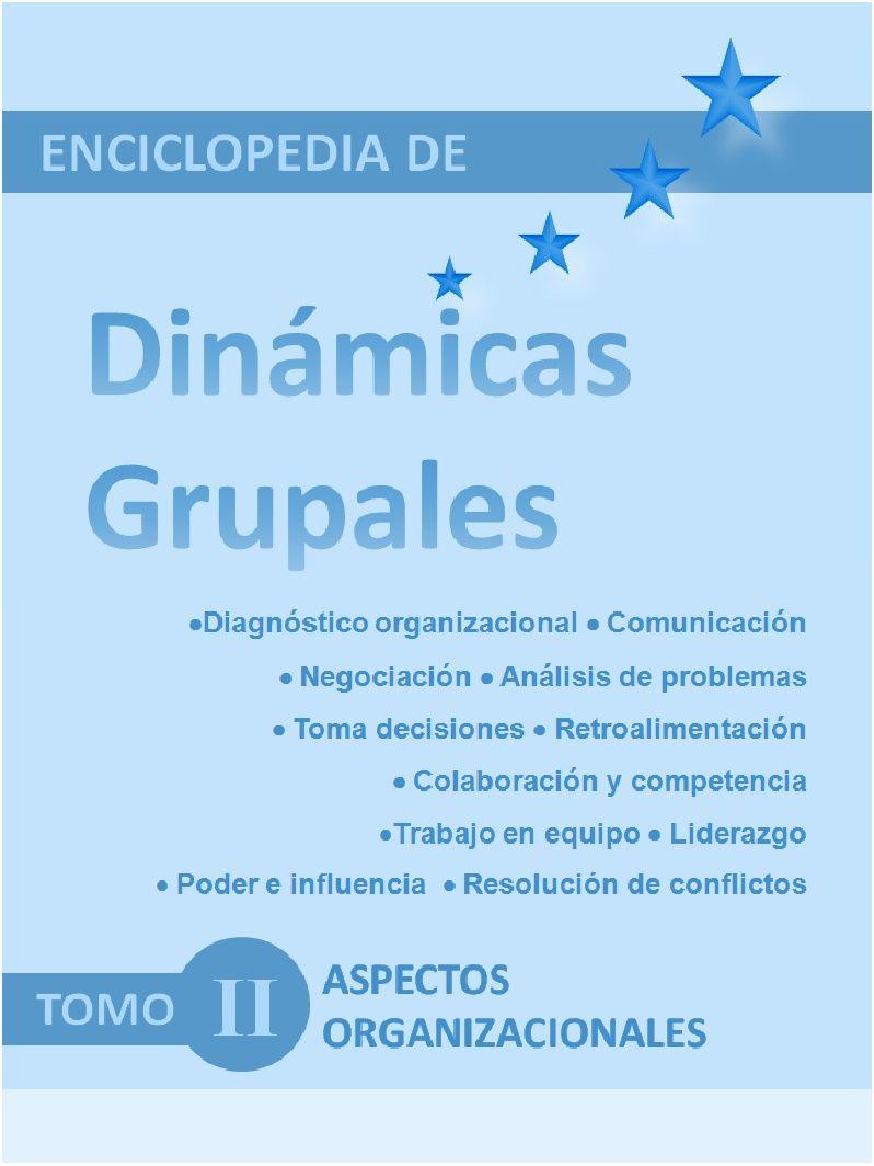 Libros Y Materiales Educativos Dinámicas Grupales Tomo Ii