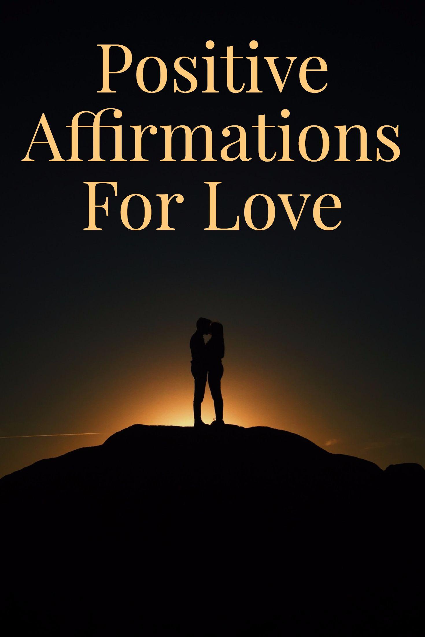 online dating affirmations