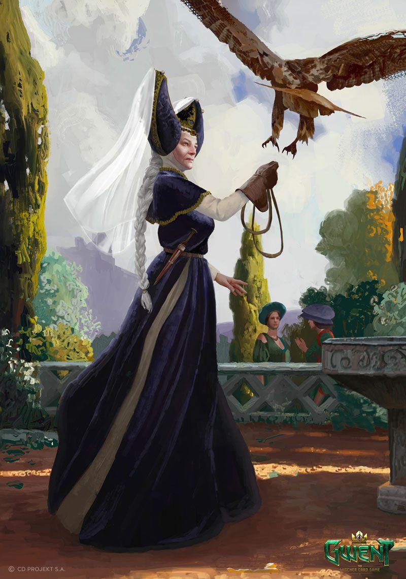 Witcher Calanthe