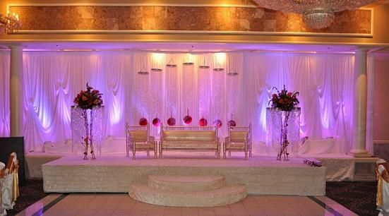 10 Awesome Indian Wedding Stage Decoration Ideas Paperblog