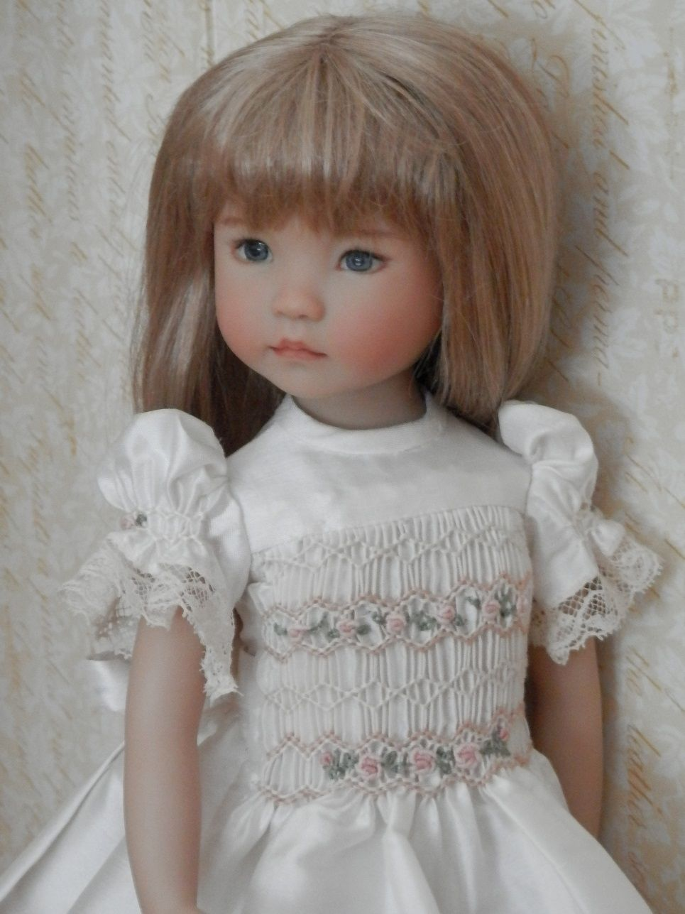 Antiques and Old Lace - Ebay for Little Darling Doll