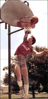 Amazing Or Funny: Undertaker Playing Basketball in High School