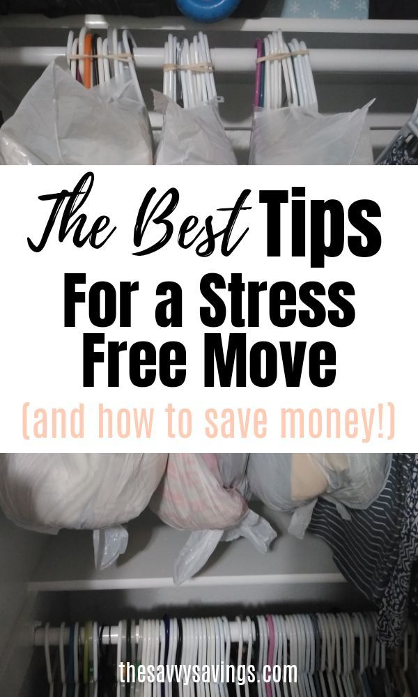 Moving Tips to Keep you Sane, Stay Organized & Save Money -