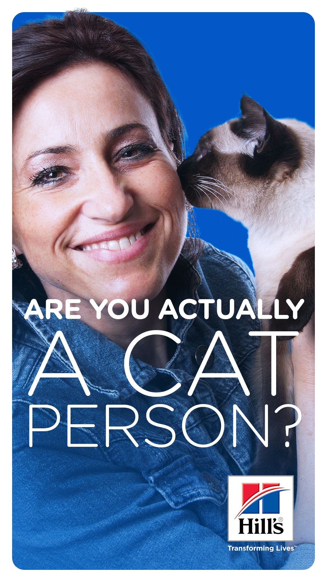 Cat people is a cat the right pet for you cat people