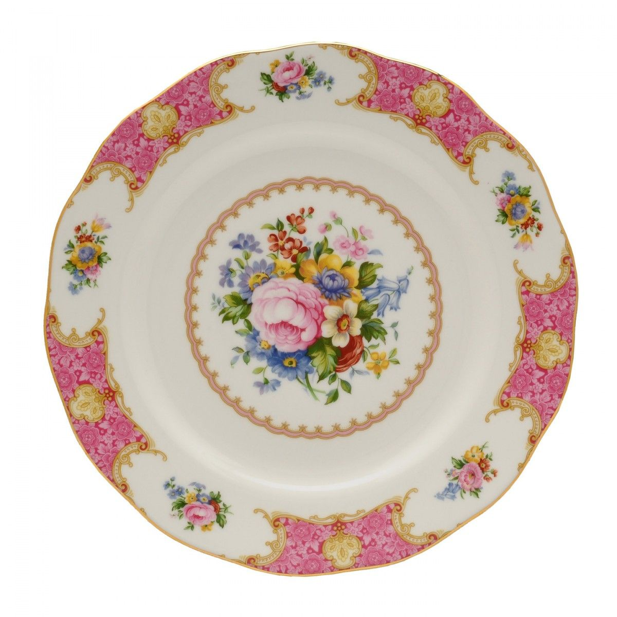 Lady Carlyle Dinner Plate Royal albert, Dinner plates