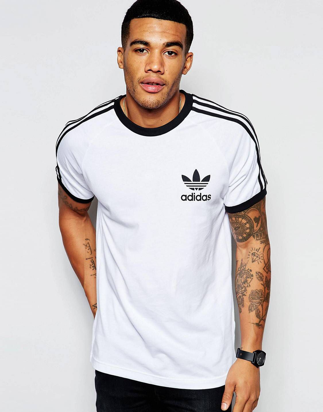 adidas Originals California T Shirt AJ8833 | Stuff | White