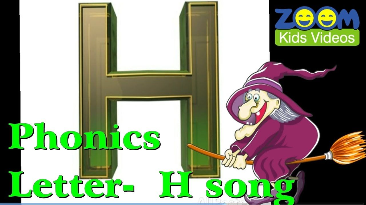 Phonics Letter H song, Letter H Song video, ABC Song - ABC