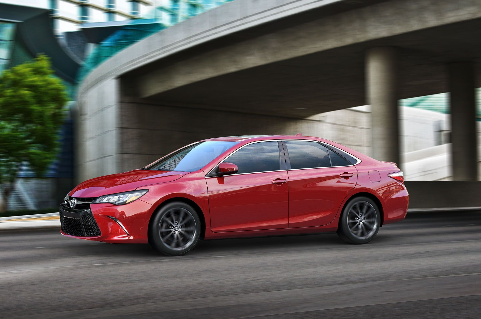 We could hear that the 2015 toyota camry hybrid will be offered with significant redesign but it seams that only few changes will be offered when the new