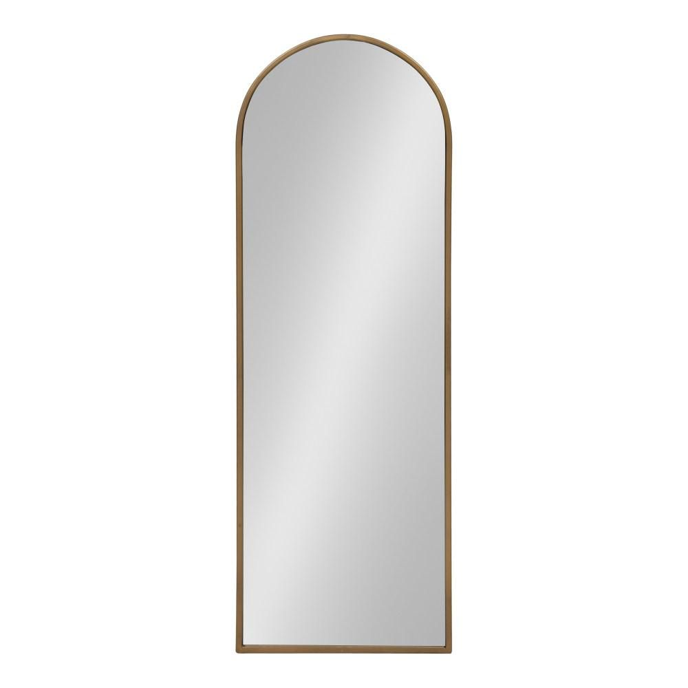 Kate And Laurel Valenti Arch Gold Wall Mirror In 2020 Arch