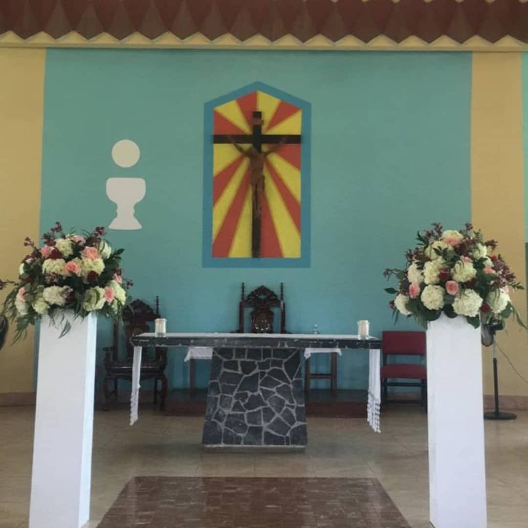 Yes, You Can Have A Beautiful And Simple Church Ceremony