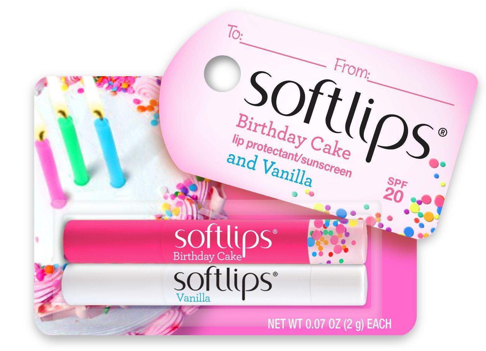 SoftlipsR Birthday Cake Softlipslipbalm Influenster