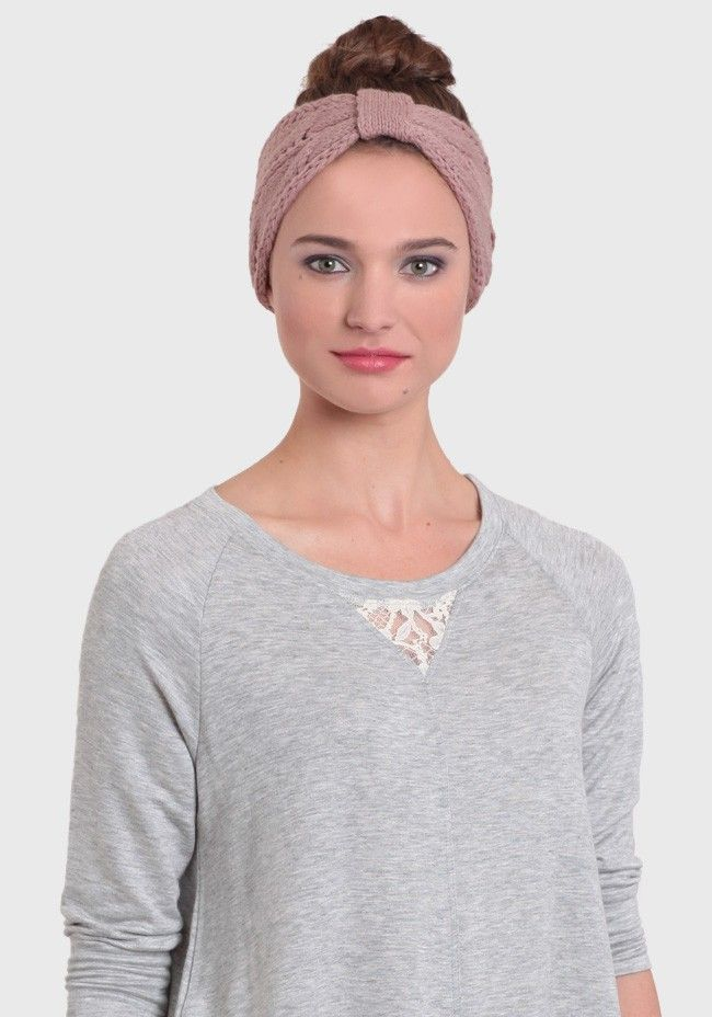 Live Simply Knit Earband