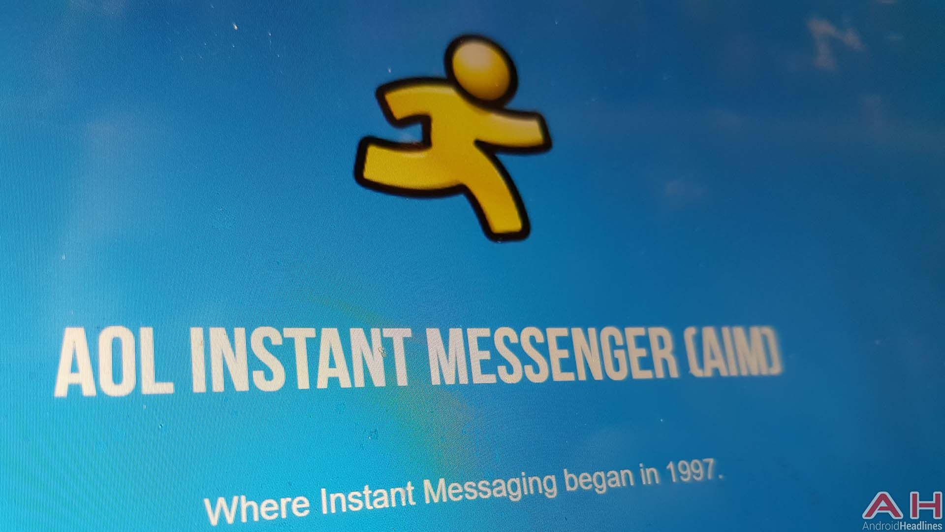 Aol instant messenger being discontinued on december 15