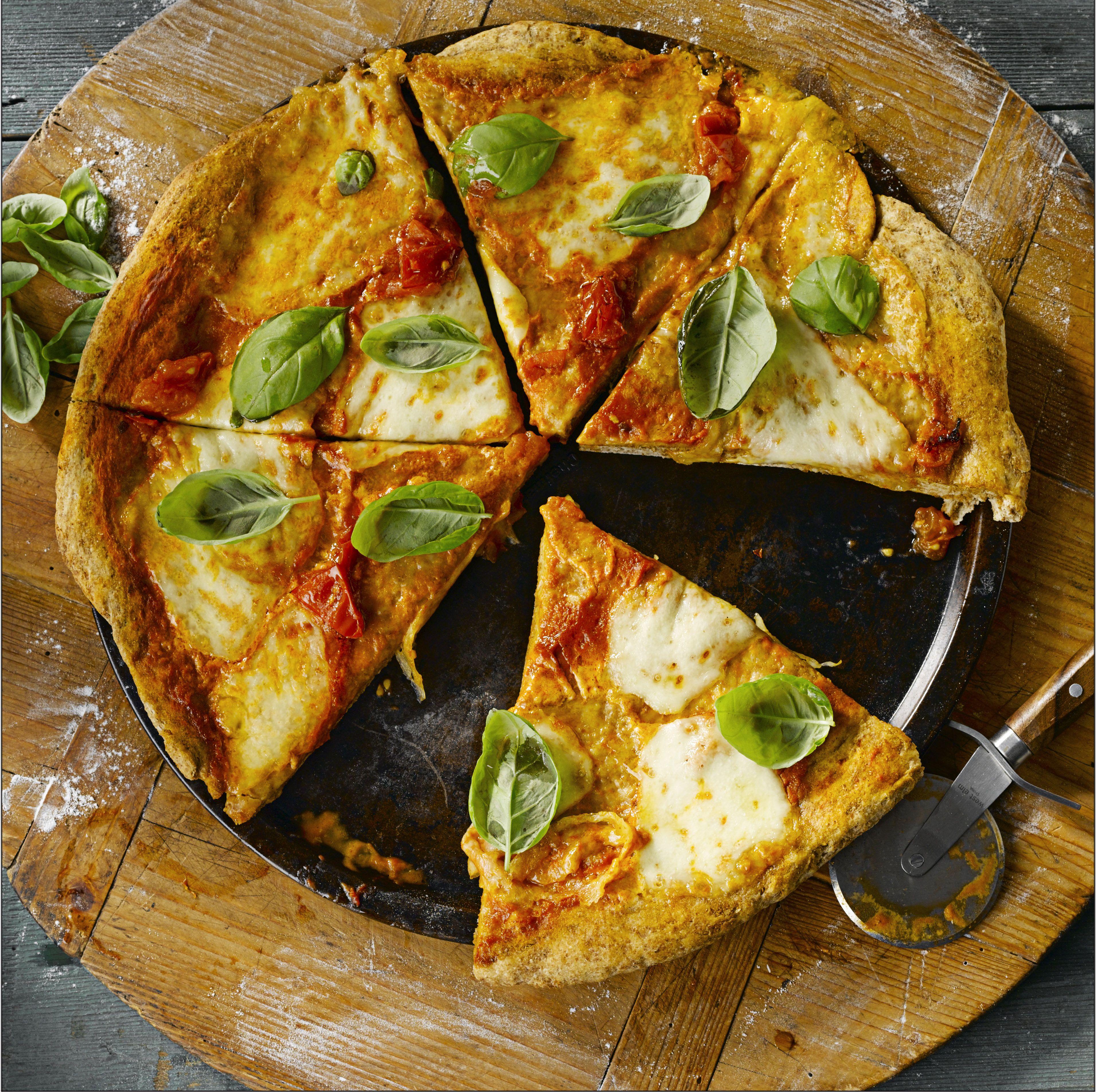 Recipes, No Yeast Pizza Dough