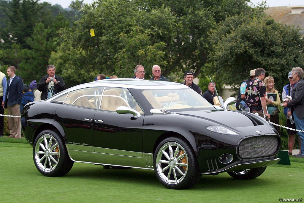 Spyker D12 Peking To Paris Constipation On Wheels Ugly Cars